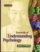 Essentials of Understanding Psychology: Robert Feldman