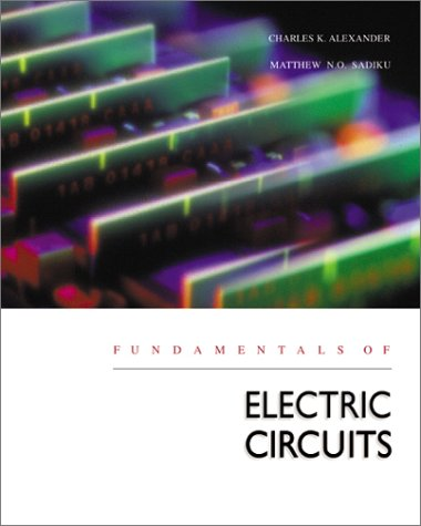 9780072494440: Fundamentals of Electric Circuits with CD-ROM with Problem Solving Workbook with New 2.0 Release E-Text