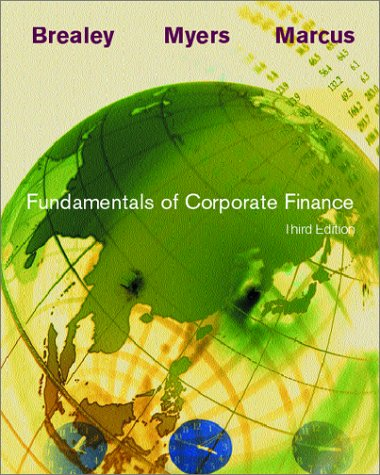 Fundamentals of Corporate Finance: Richard A. Brealey