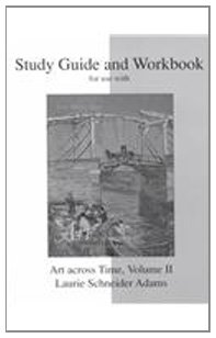 9780072495065: Study Guide, V2 for use with Art across Time