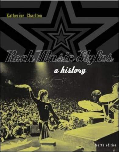 9780072495553: Rock Music Styles