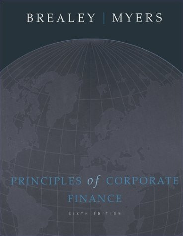 9780072495843: Principles of Corporate Finance