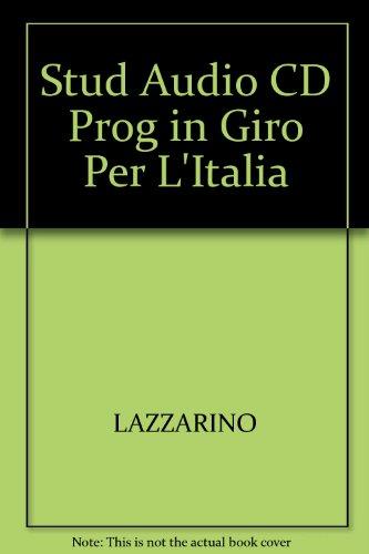 9780072496123: Stud Audio CD Prog in Giro Per L'Italia