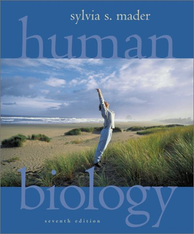 9780072496697: Human Biology with OLC Password card