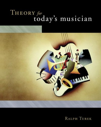 9780072498653: Theory for Today's Musician