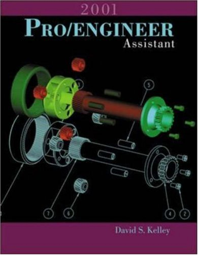 9780072499391: Pro Engineer 2001 Assistant (Advantage Series)