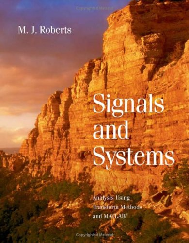 9780072499421: Signals and Systems: Analysis of Signals Through Linear Systems