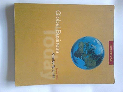 9780072499575: Global Business Today, Postscript 2002