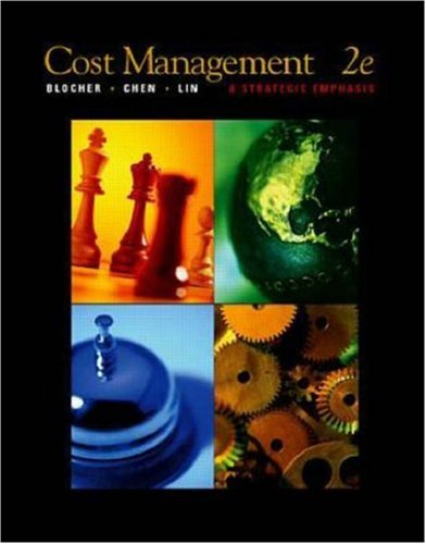 9780072499612: Cost Management: A Strategic Emphasis w/ PowerWeb Package
