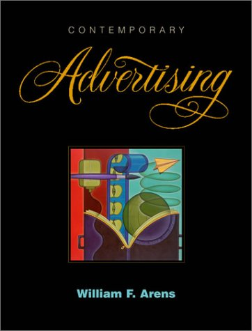 9780072500417: Contemporary Advertising with PowerWeb and CD-ROM