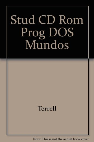 9780072500486: Student CD-ROM Program t/a Dos mundos