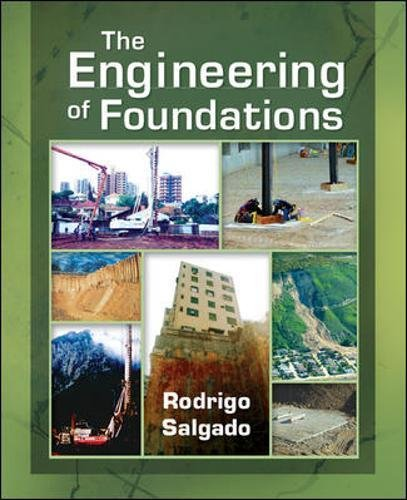 The Engineering of Foundations: Rodrigo Salgado