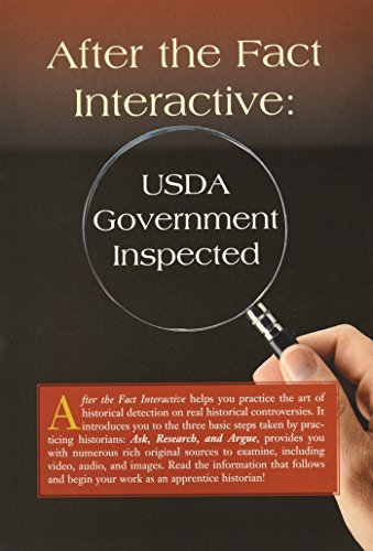 9780072500660: After the Fact Interactive: USDA Government Inspected