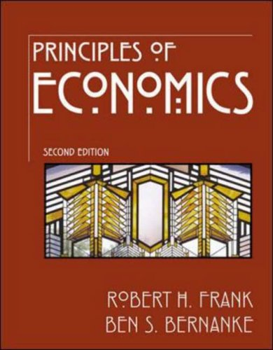 9780072503302: Principles of Economics