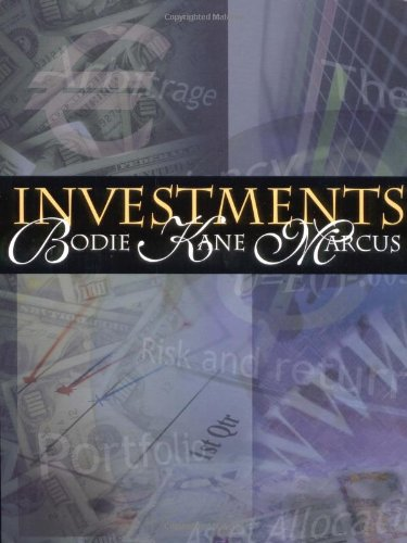 9780072503661: Investments + S&P Card + Powerweb + StockTrak discount coupon