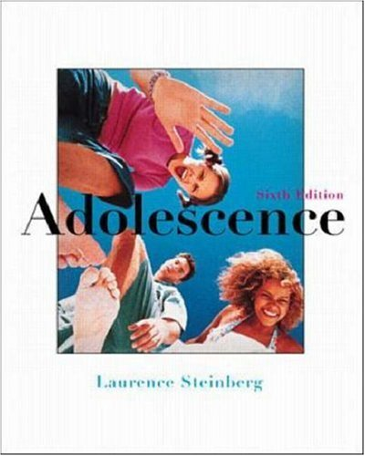9780072504422: Adolescence with PowerWeb