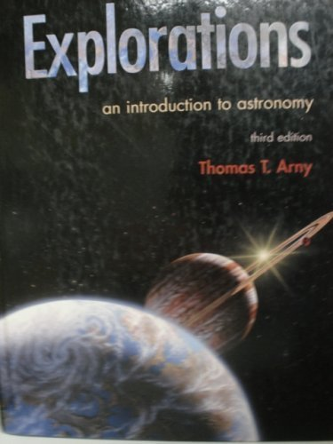 arny explorations 8e 1 Explorations 8th edition 9780073513911 0073513911  8th edition (978- 0073513911) today, or search our site for other textbooks by thomas arny.