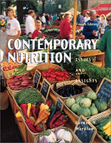 9780072504972: Contemporary Nutrition: Issues and Insights