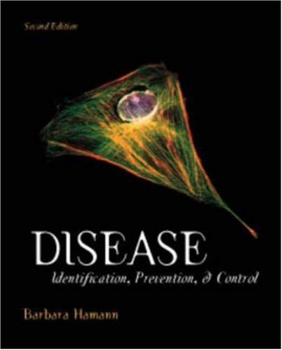9780072505177: Disease: Identification, Prevention and Control with PowerWeb: Health and Human Performance