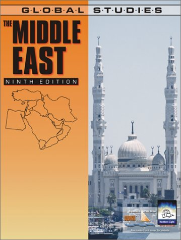 9780072505757: Global Studies: The Middle East (9th Edition)