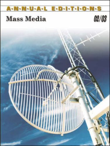 9780072506563: Mass Media 2002-2003 (Annual Editions : Mass Media)