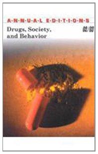 9780072506747: Drugs, Society & Behavior (Annual Editions: Drugs, Society & Behavior)