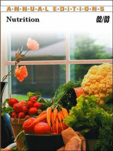 9780072506846: Nutrition 02/03 (Annual Editions : Nutrition)