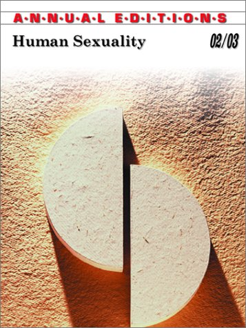 9780072506907: Annual Editions: Human Sexuality 02/03