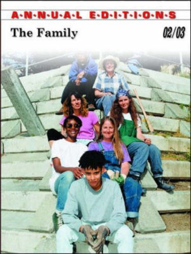 9780072506938: Family (Annual Editions: Family)