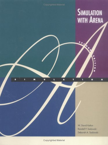 9780072507393: Simulation with Arena with CD-ROM