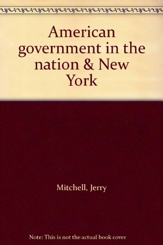 American government in the nation & New: Jerry Mitchell