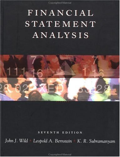 9780072508086: Financial Statement Analysis with S&P package