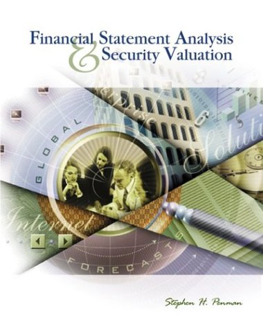 9780072508093: Financial Statement Analysis & Security Valuation w/ S&P package