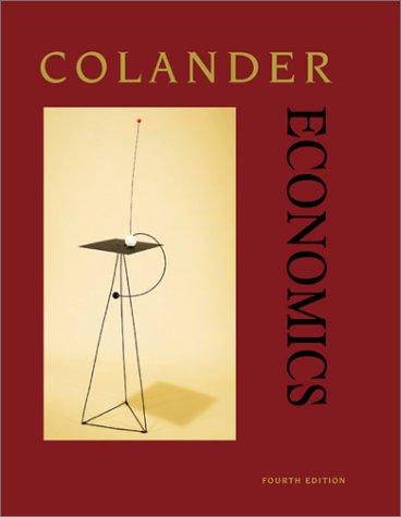 9780072508147: Economics