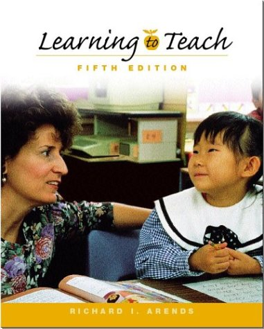 9780072508352: Learning to Teach, with Free