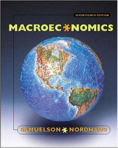 Macroeconomics with PowerWeb: Paul A Samuelson,