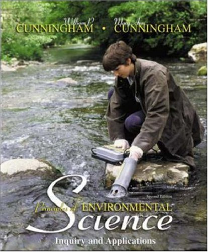 9780072509311: Principles of Environmental Science: Inquiry and Applications with bind in OLC card