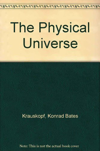 9780072509793: The Physical Universe