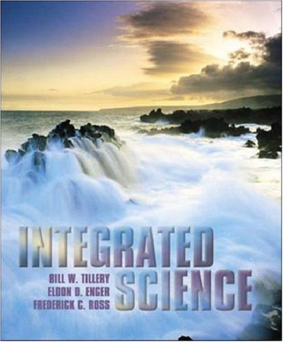 9780072510041: Integrated Science with PowerWeb: Physical Science