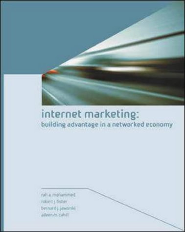 9780072510225: Internet Marketing Building Advantage in the Networked Economy (2001 publication)