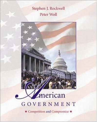 9780072510294: American Government:Competition & Compromise w/ Powerweb; MP
