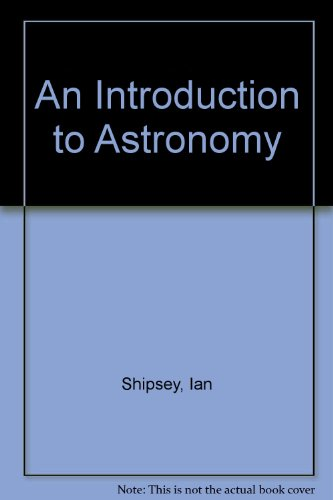 9780072510812: An Introduction to Astronomy Lab Manual