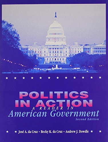 9780072511895: Politics in Action: A Reader in American Government