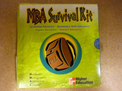 9780072511987: MBA Survival Kit