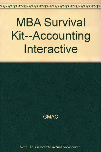 9780072511994: MBA Survival Kit--Accounting Interactive