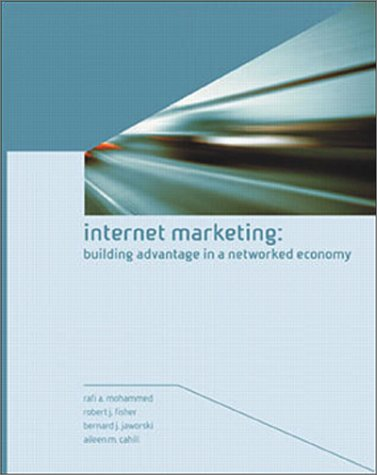 9780072512083: MP Internet Marketing: Building Advantage in a Networked Economy with CD