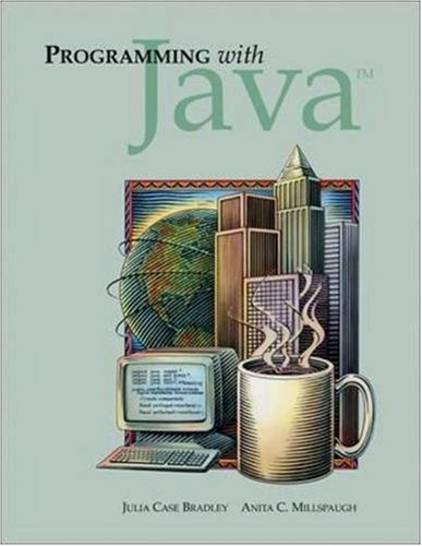 9780072512441: Programming with Java w/ CD-ROM
