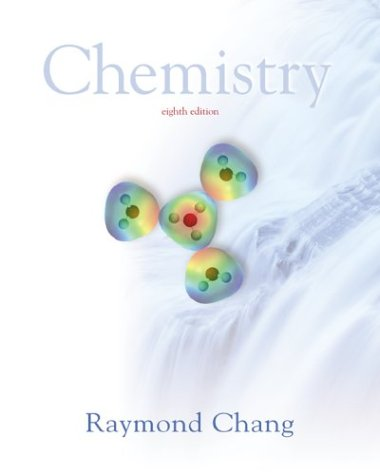9780072512649: Chemistry, Eighth Edition