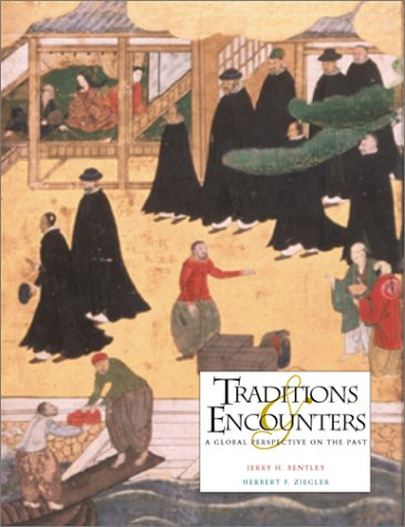 9780072512847: Traditions & Encounters