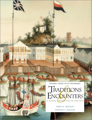 9780072512892: Traditions and Encounters